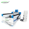 Two Head Stone Cnc Router Machine with Rotary Shaft